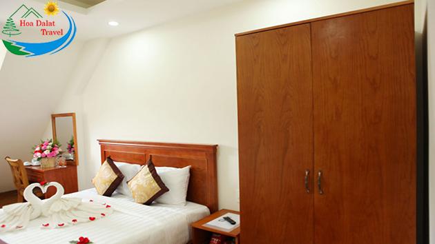 Khách sạn Hồng Tùng Đà Lạt