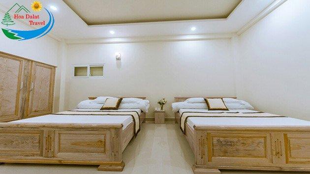 Đặt Phòng Khách Sạn Đà Lạt Đường Phan Bội Châu