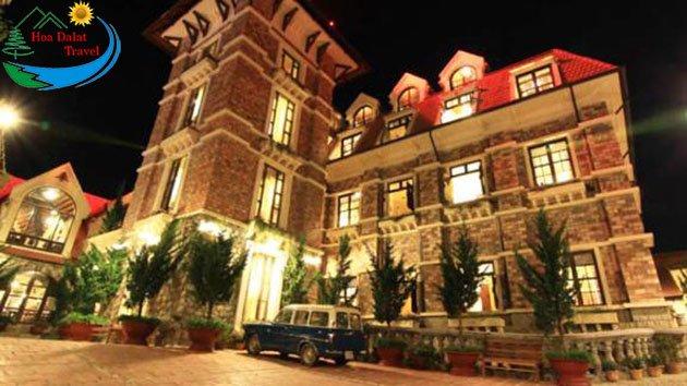Đặt Phòng Khách Sạn Đà Lạt Đường Phan Như Thạch