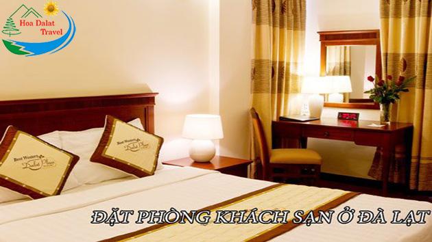 Đặt Phòng Khách Sạn Đà Lạt Thông Qua Công Ty Hoa Dalat Travel
