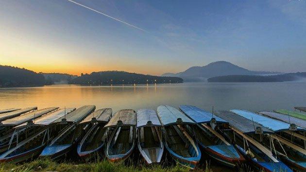 Vị Trí Hồ Tuyền Lâm Đà Lạt